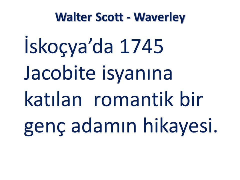 Walter Scott - Waverley