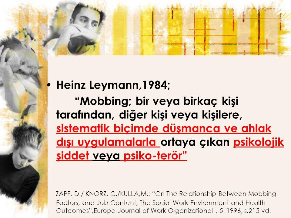 Heinz Leymann,1984;