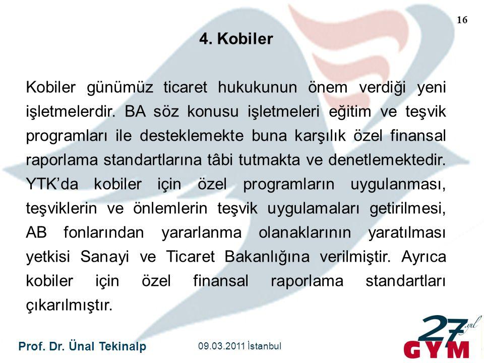 4. Kobiler