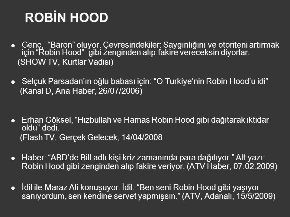 ROBİN HOOD