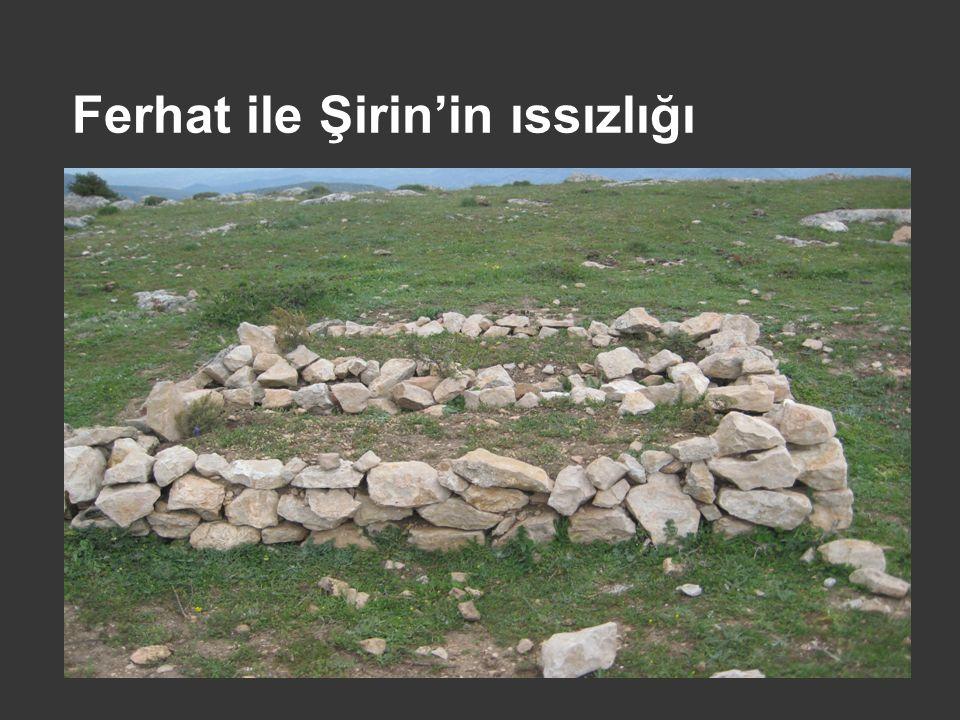Ferhat ile Şirin'in ıssızlığı