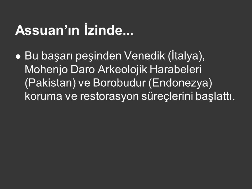 Assuan'ın İzinde...
