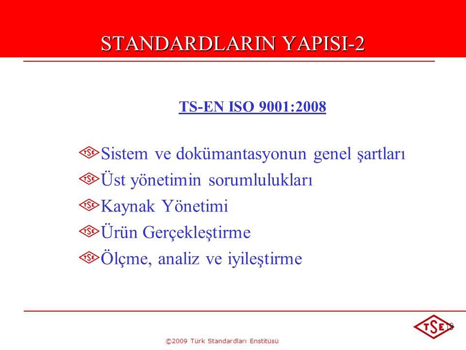 STANDARDLARIN YAPISI-2