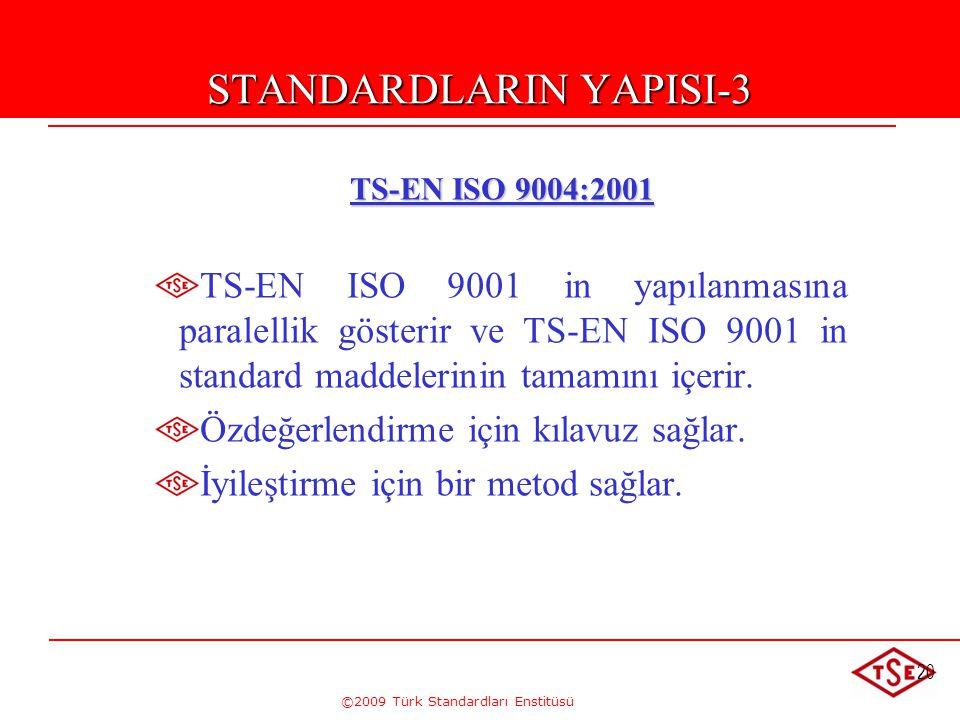 STANDARDLARIN YAPISI-3
