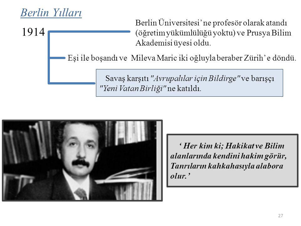 Berlin Yılları Berlin Üniversitesi' ne profesör olarak atandı (öğretim yükümlülüğü yoktu) ve Prusya Bilim Akademisi üyesi oldu.