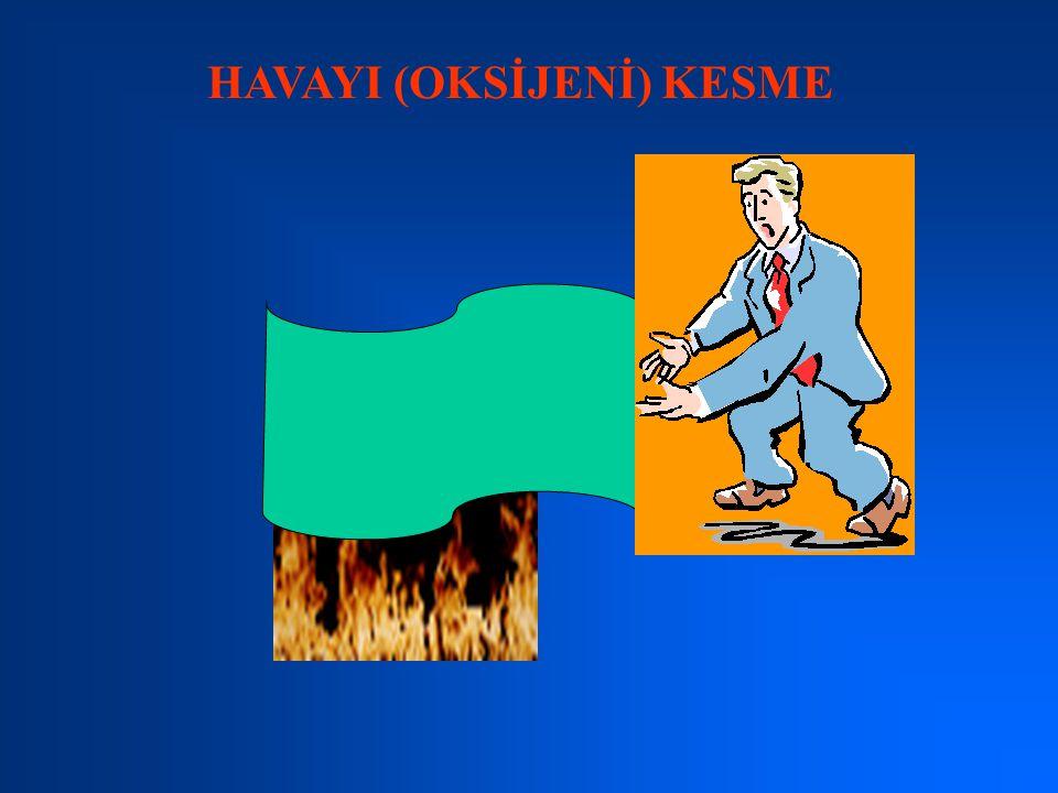 HAVAYI (OKSİJENİ) KESME