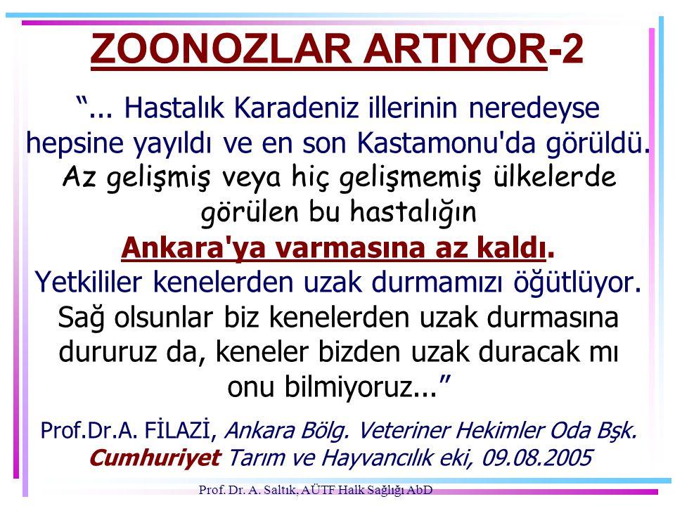 ZOONOZLAR ARTIYOR-2