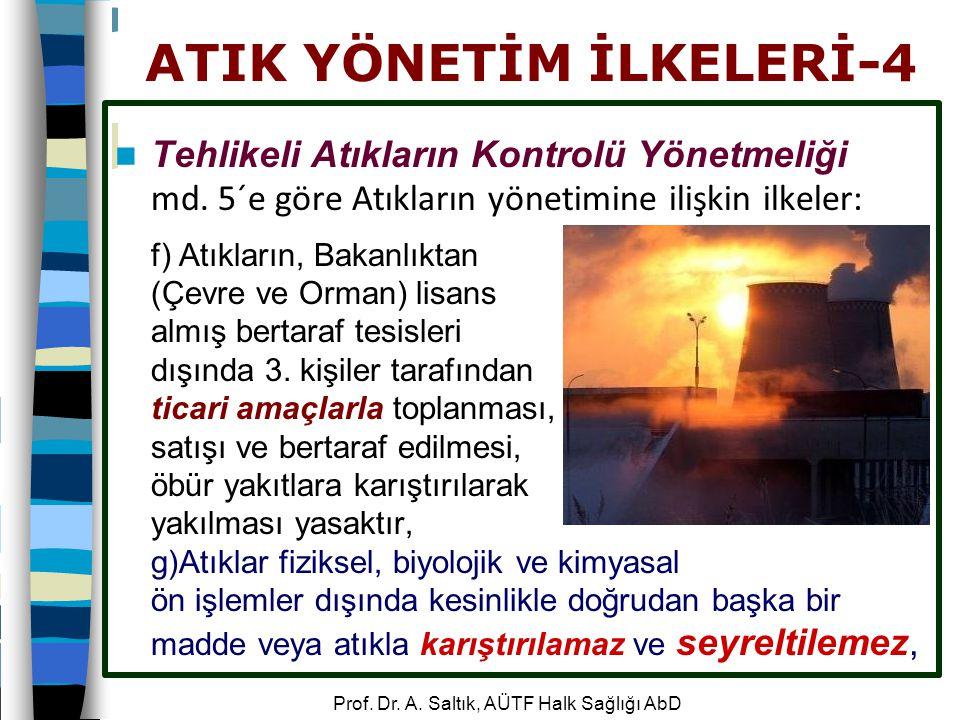 ATIK YÖNETİM İLKELERİ-4