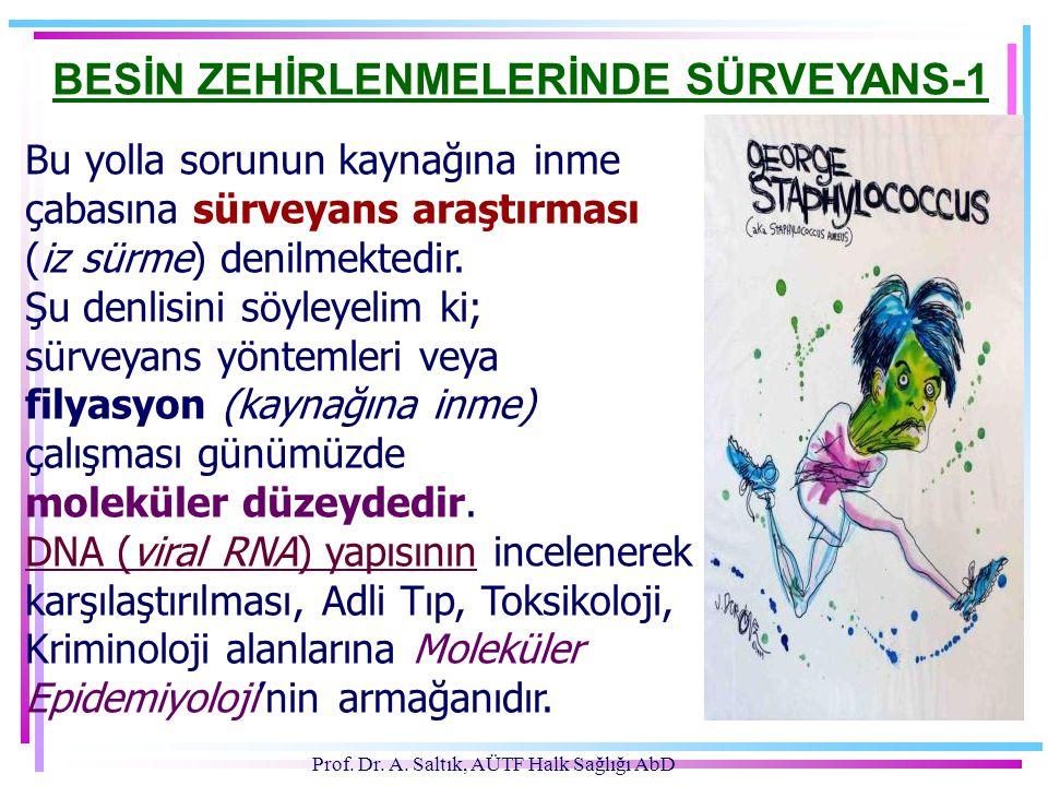 BESİN ZEHİRLENMELERİNDE SÜRVEYANS-1