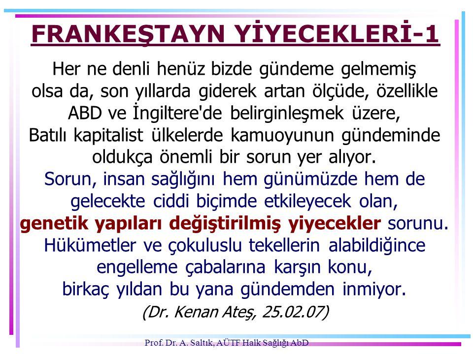 FRANKEŞTAYN YİYECEKLERİ-1