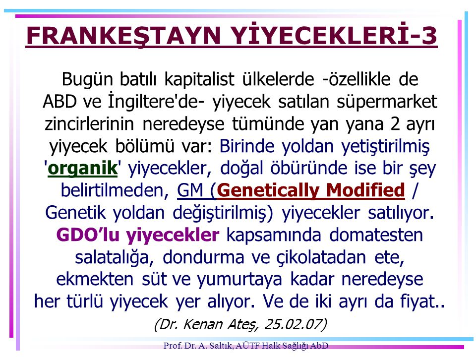 FRANKEŞTAYN YİYECEKLERİ-3