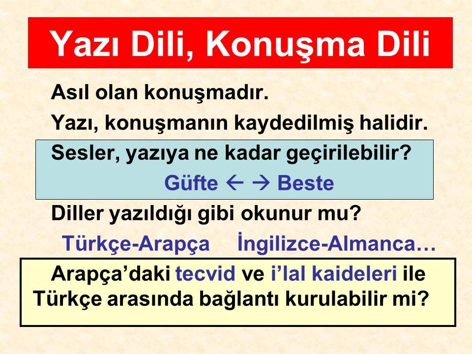 Türkçe-Arapça İngilizce-Almanca…