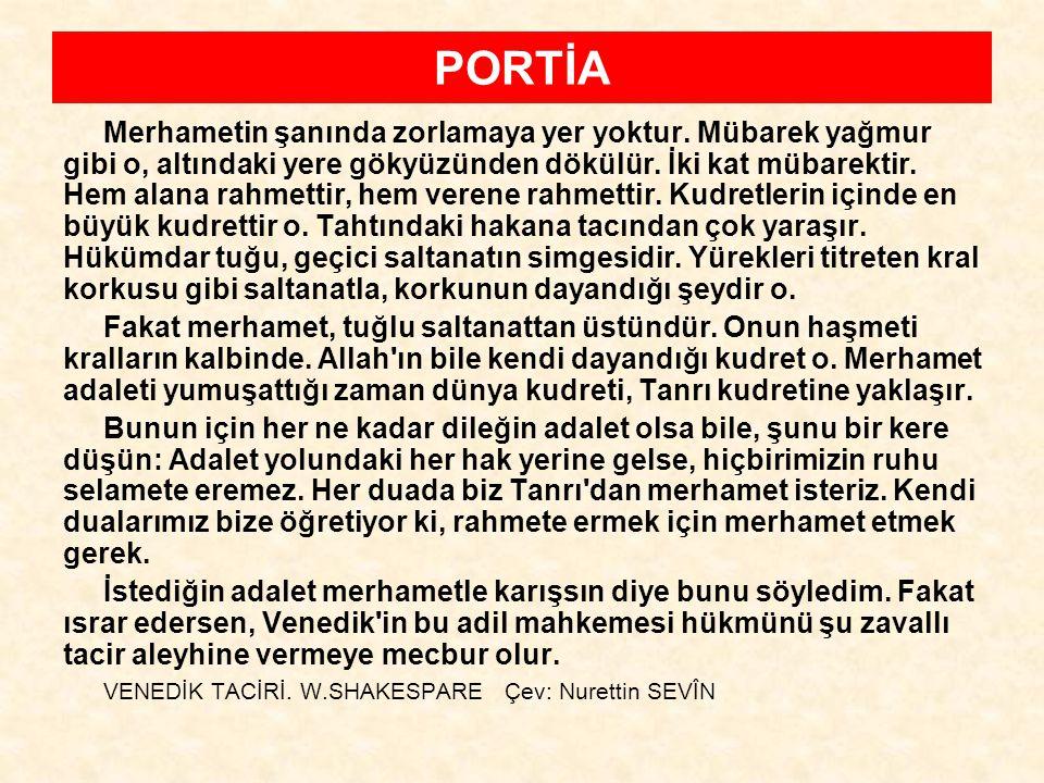 PORTİA