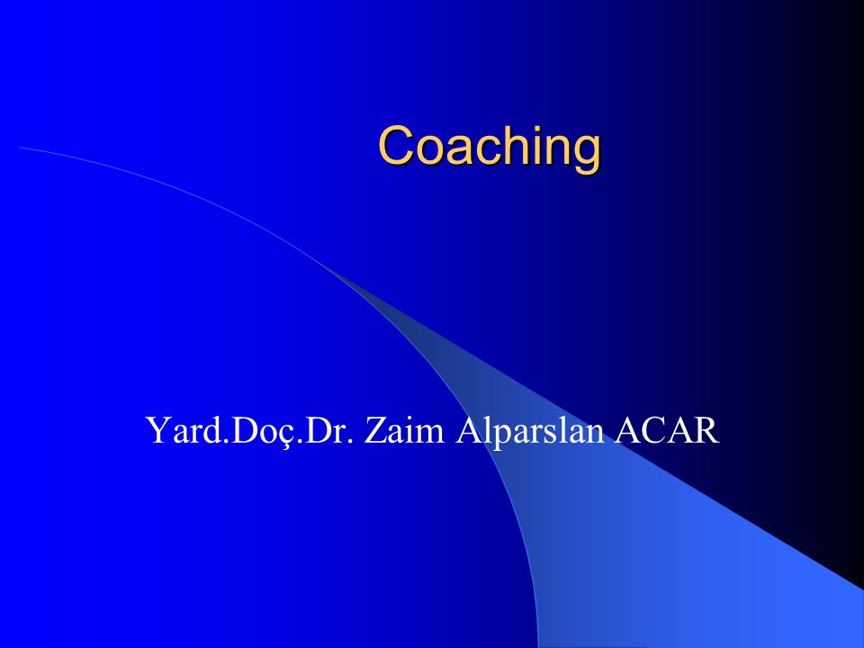 Yard.Doç.Dr. Zaim Alparslan ACAR