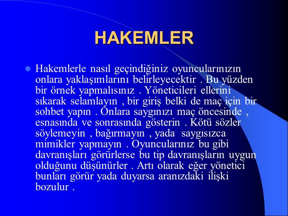 HAKEMLER
