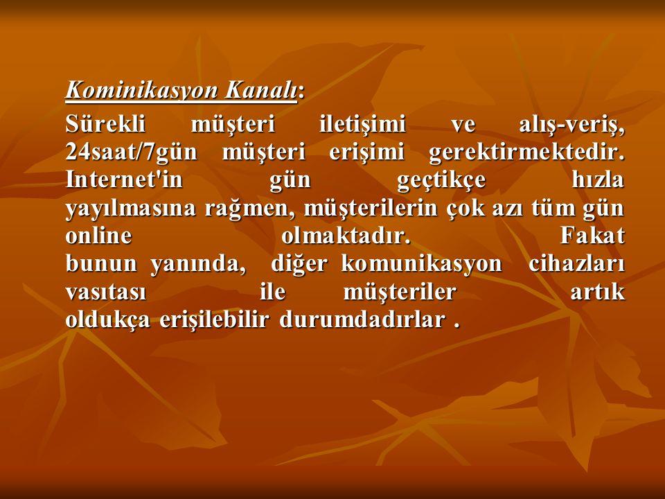 Kominikasyon Kanalı: