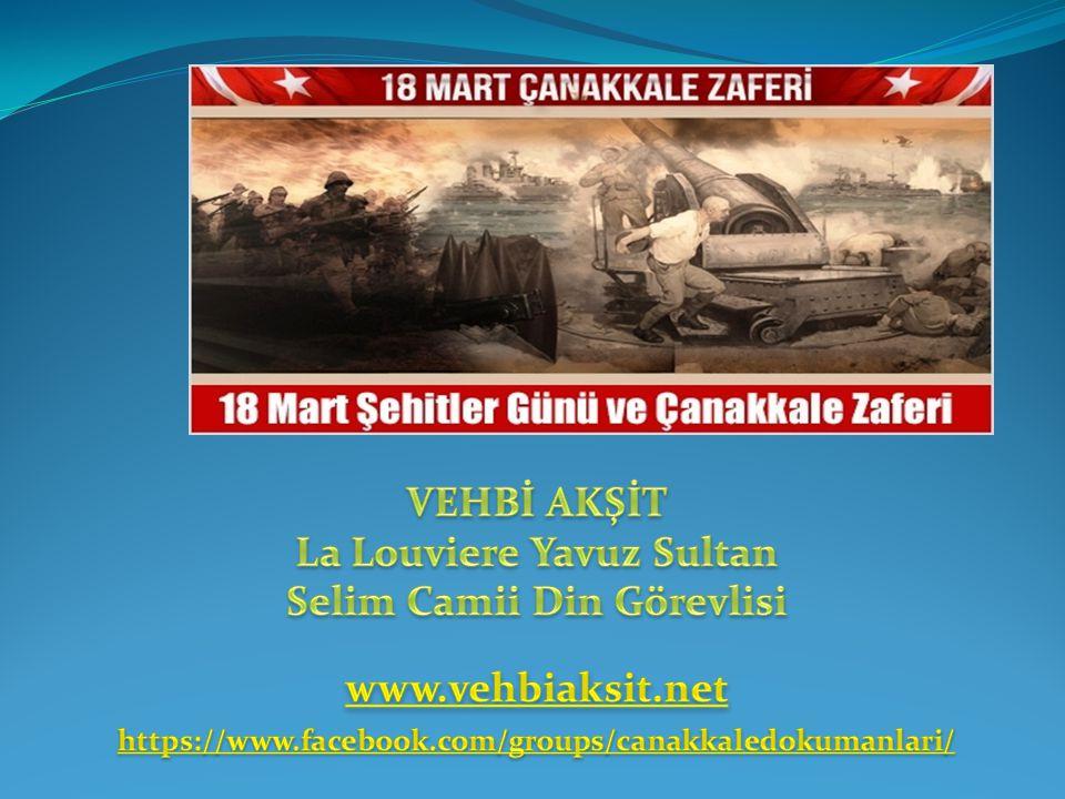La Louviere Yavuz Sultan Selim Camii Din Görevlisi