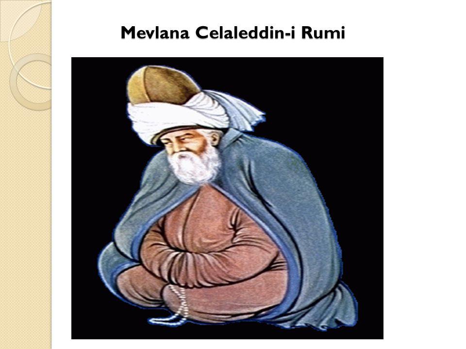 Mevlana Celaleddin-i Rumi