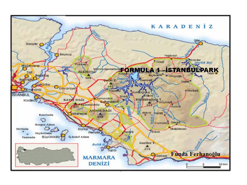 FORMULA 1 –İSTANBULPARK