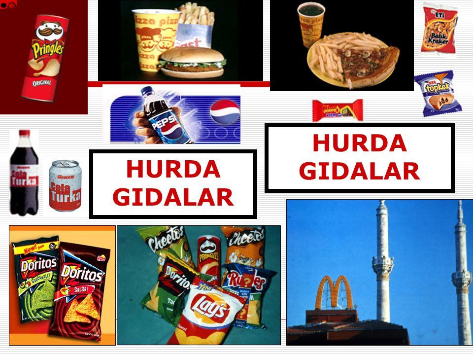 HURDA GIDALAR HURDA GIDALAR