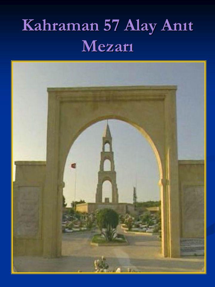 Kahraman 57 Alay Anıt Mezarı