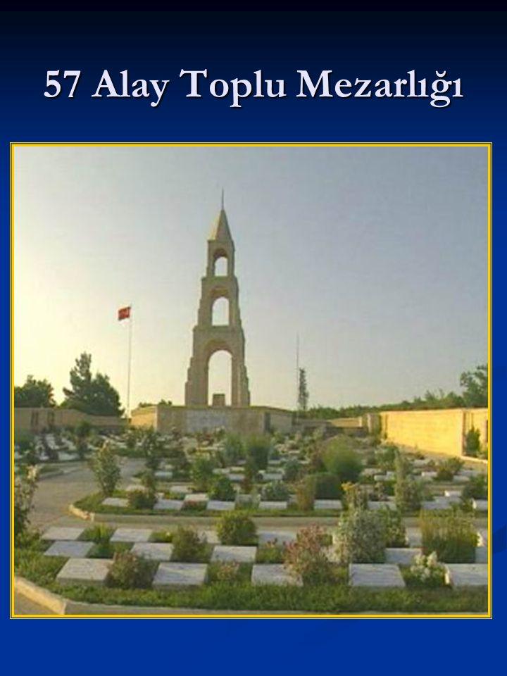 57 Alay Toplu Mezarlığı