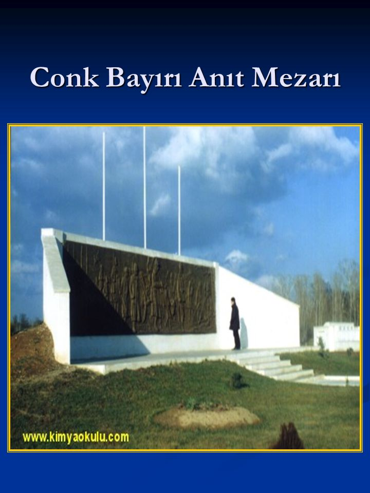 Conk Bayırı Anıt Mezarı