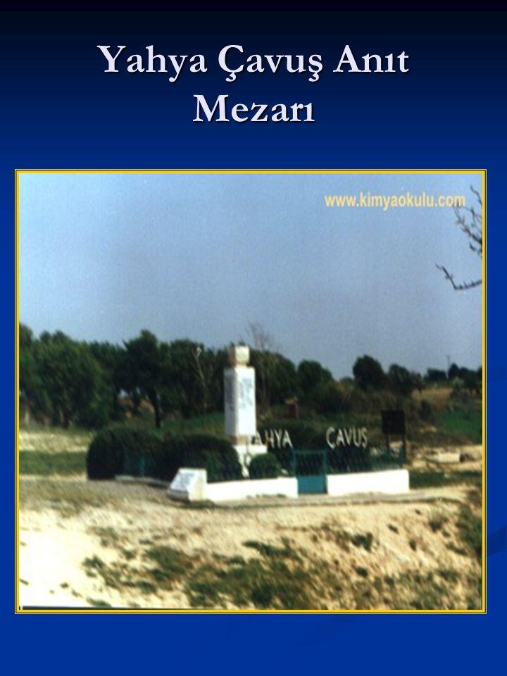 Yahya Çavuş Anıt Mezarı