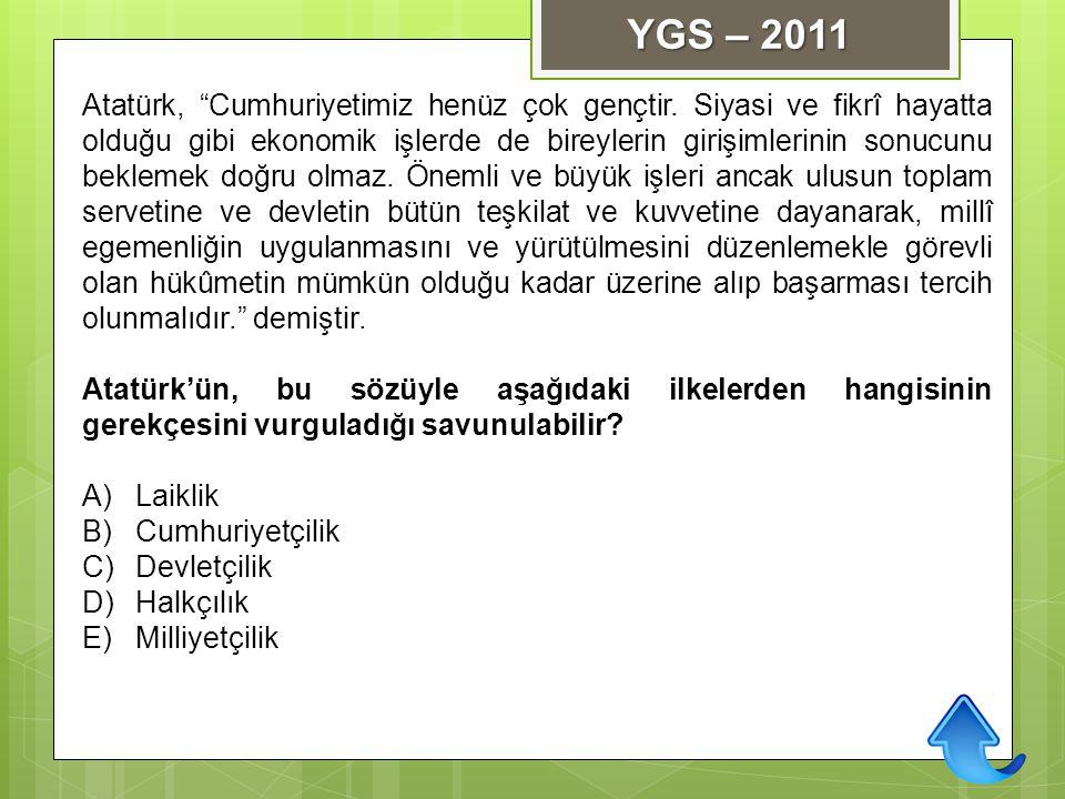 YGS – 2011