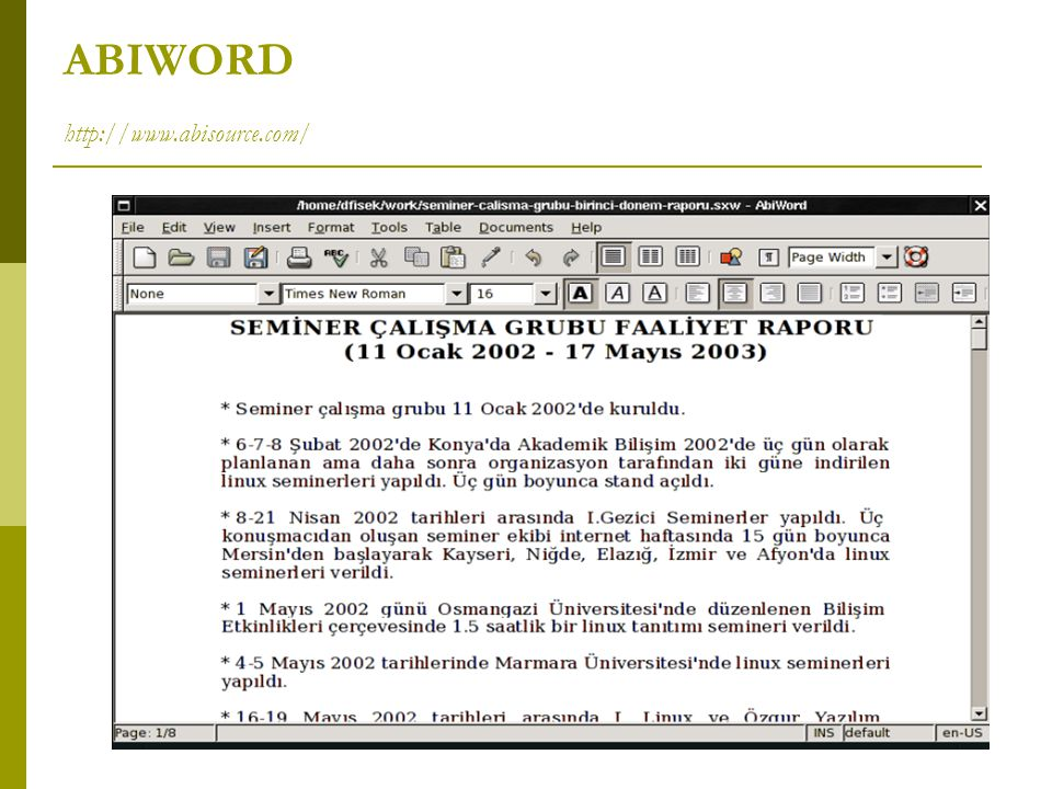 ABIWORD http://www.abisource.com/