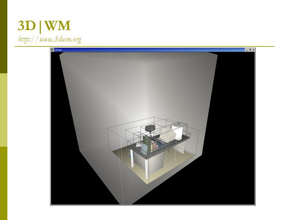 3D|WM http://www.3dwm.org