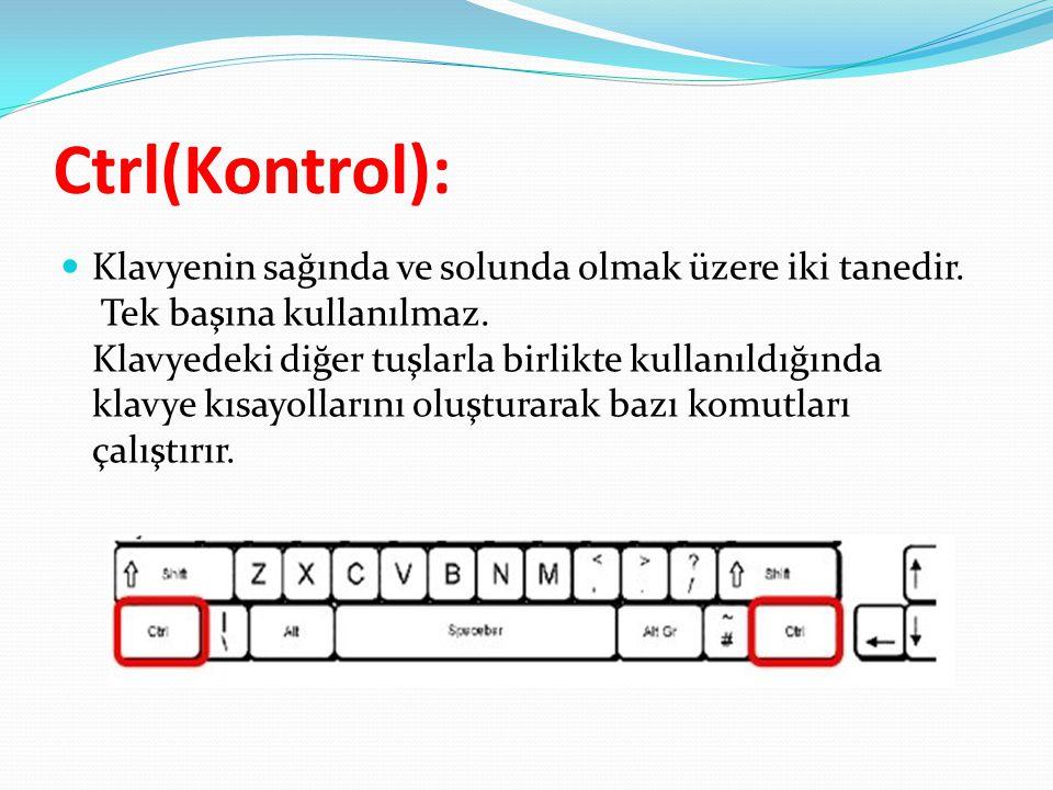 Ctrl(Kontrol):