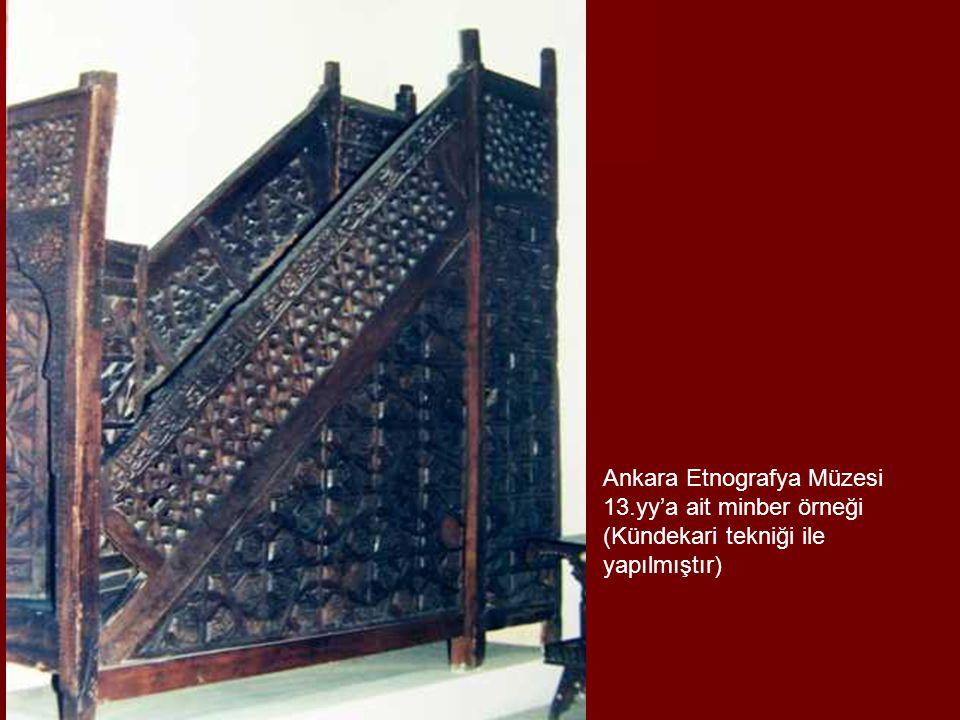 Ankara Etnografya Müzesi 13
