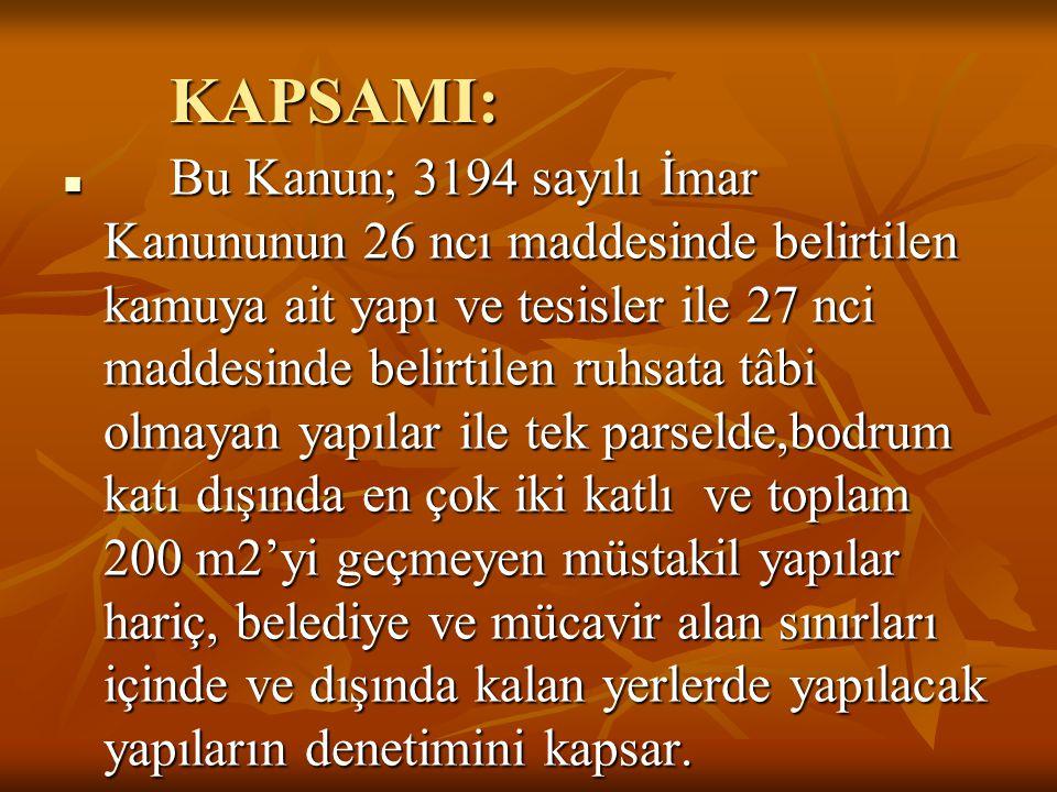 KAPSAMI: