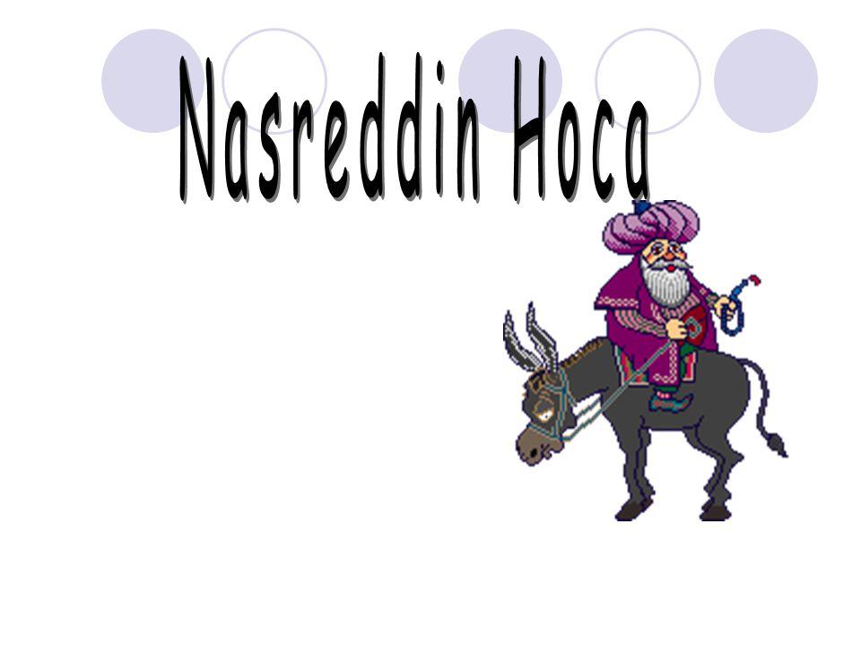 Nasreddin Hoca