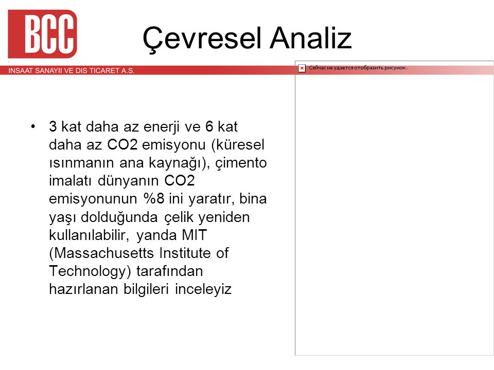 Çevresel Analiz