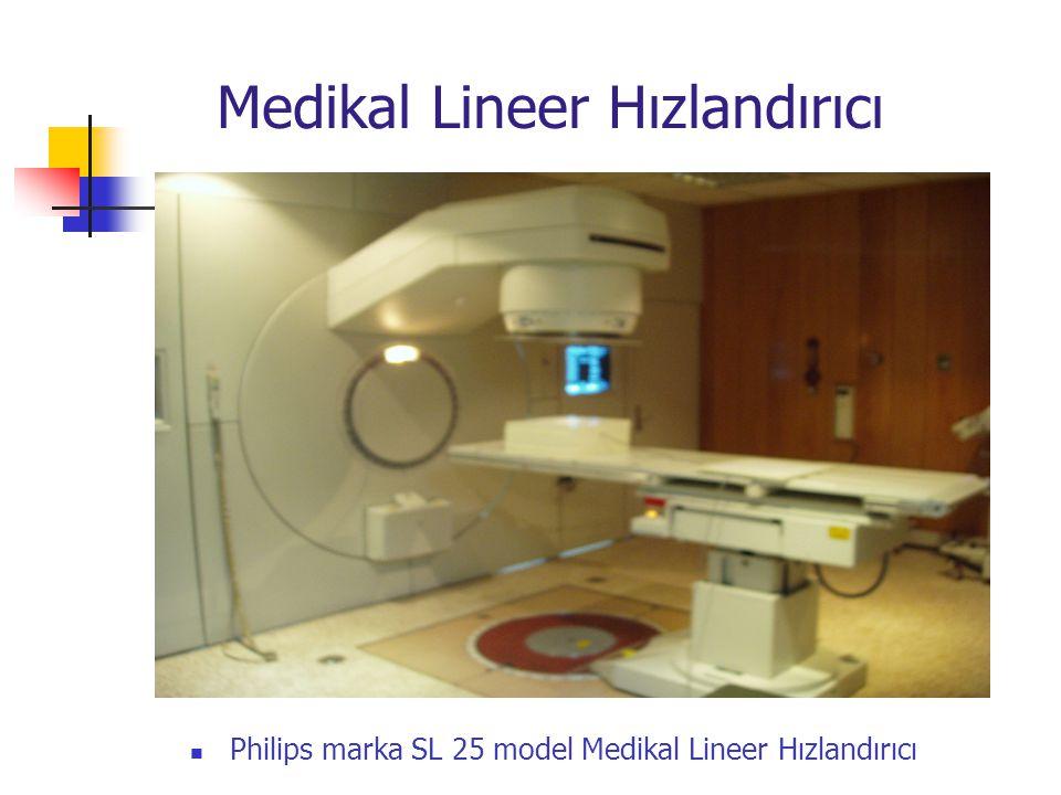 Medikal Lineer Hızlandırıcı