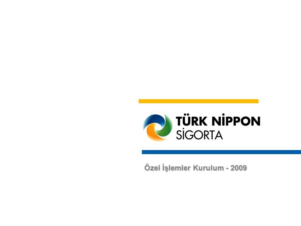 Özel İşlemler Kurulum - 2009