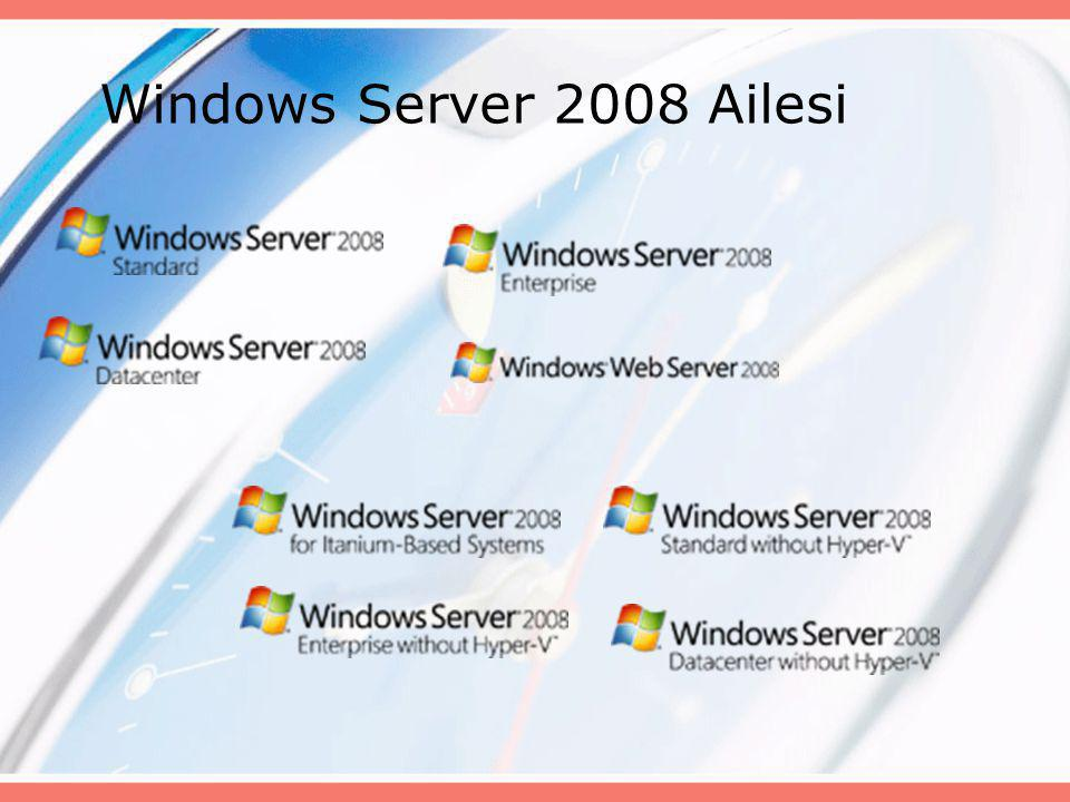 Windows Server 2008 Ailesi