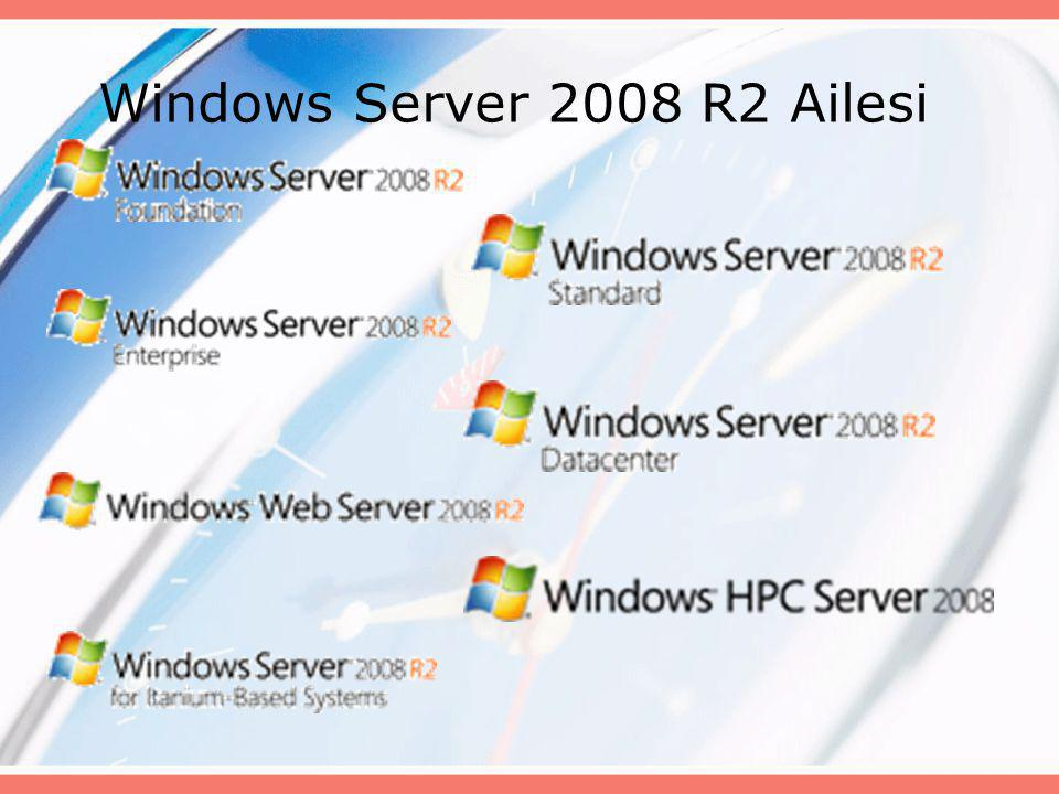 Windows Server 2008 R2 Ailesi