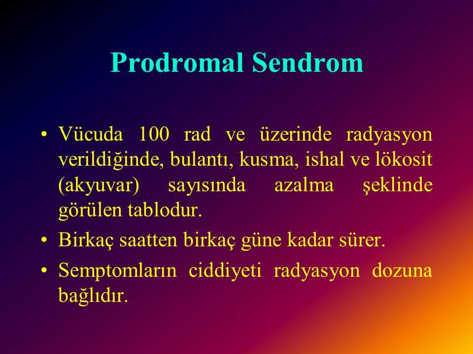 Prodromal Sendrom