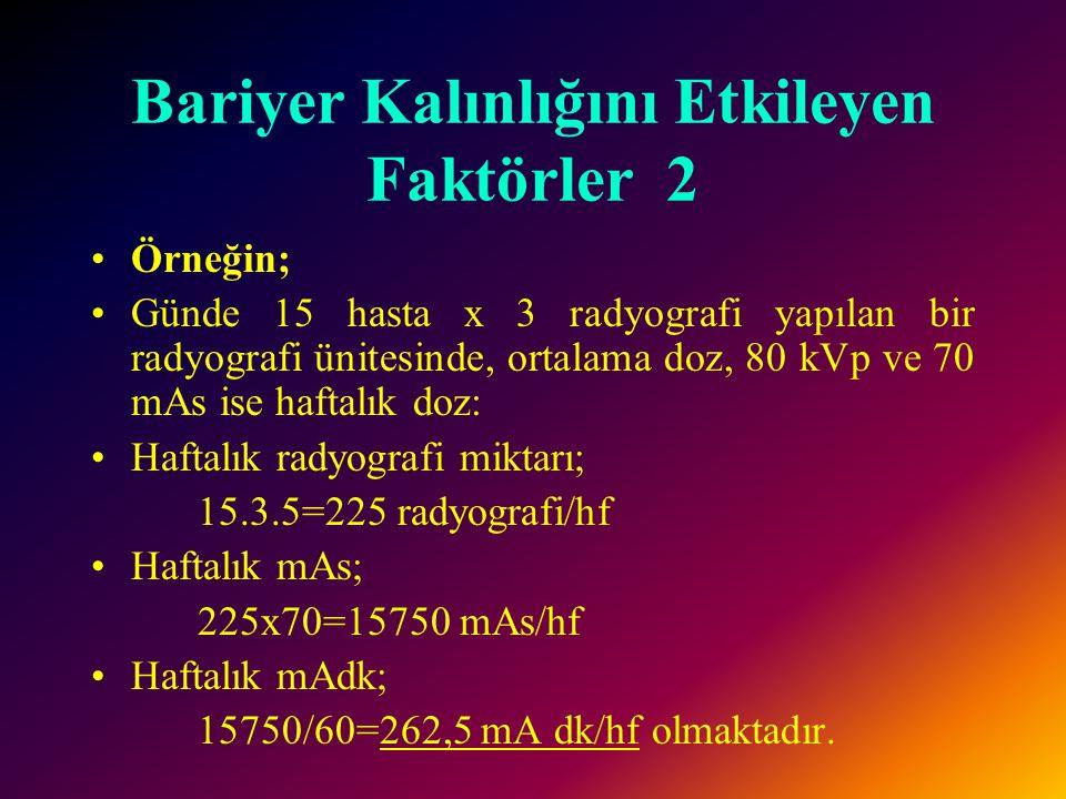 Bariyer Kalınlığını Etkileyen Faktörler 2