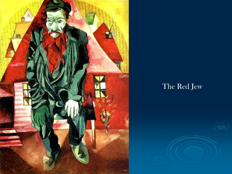 The Red Jew
