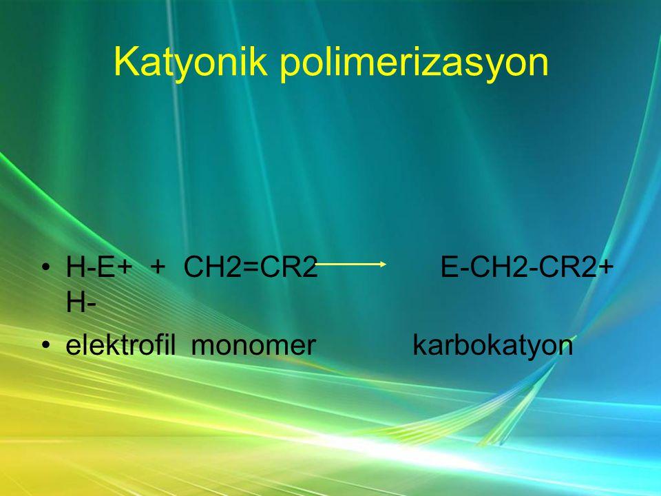 Katyonik polimerizasyon