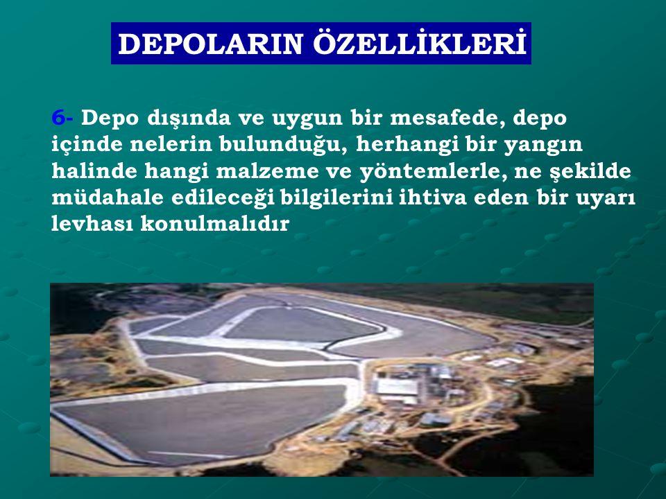 DEPOLARIN ÖZELLİKLERİ