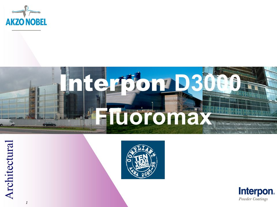 Interpon D3000 Fluoromax 1