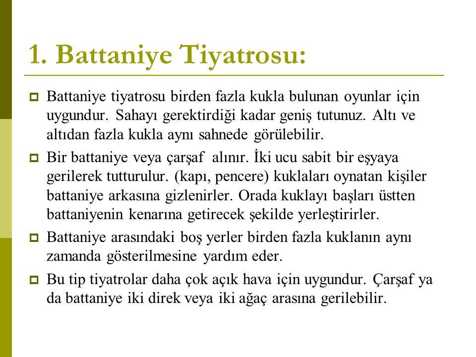 1. Battaniye Tiyatrosu: