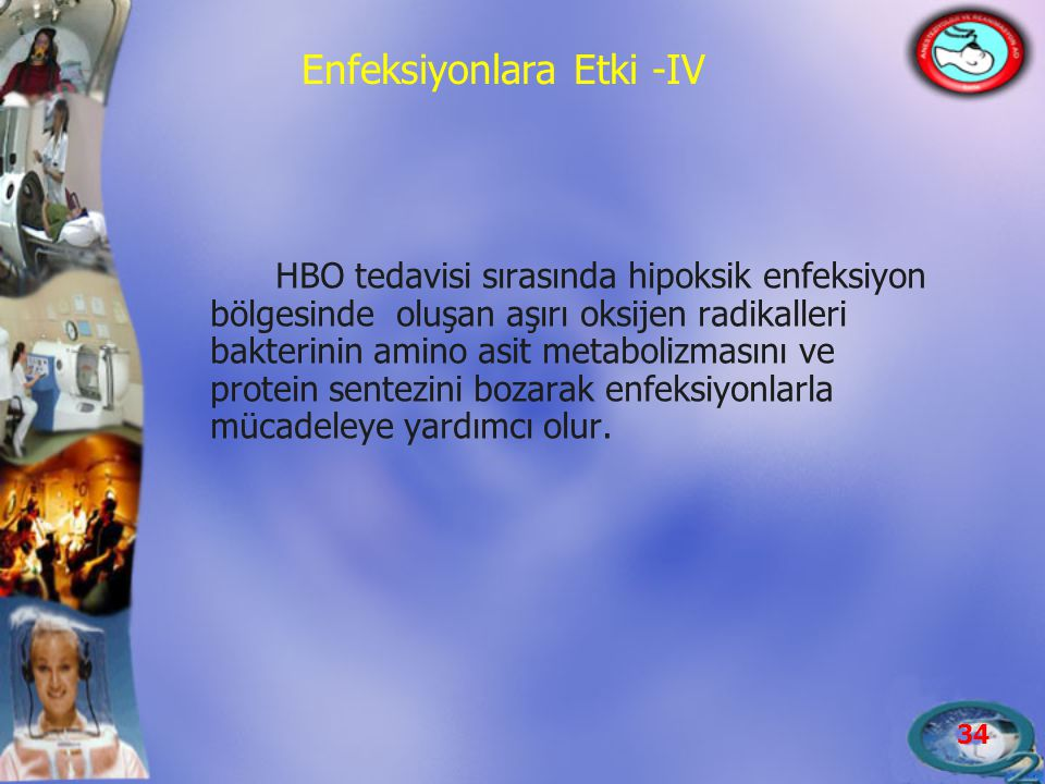 Enfeksiyonlara Etki -IV