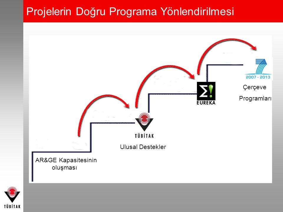 Projelerin Doğru Programa Yönlendirilmesi