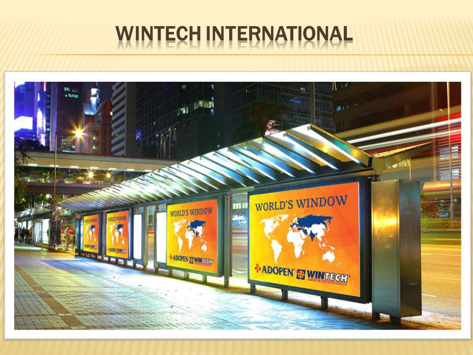 Wintech International